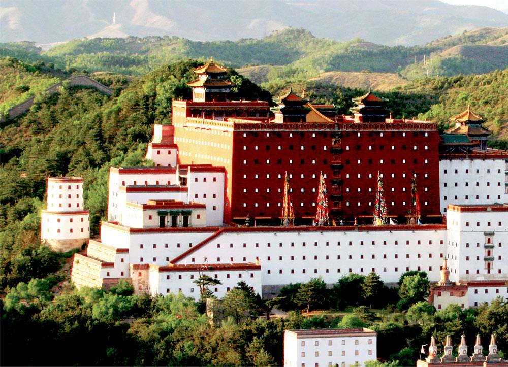 世界文化遗产-避暑山庄外八庙之普陀宗乘之庙