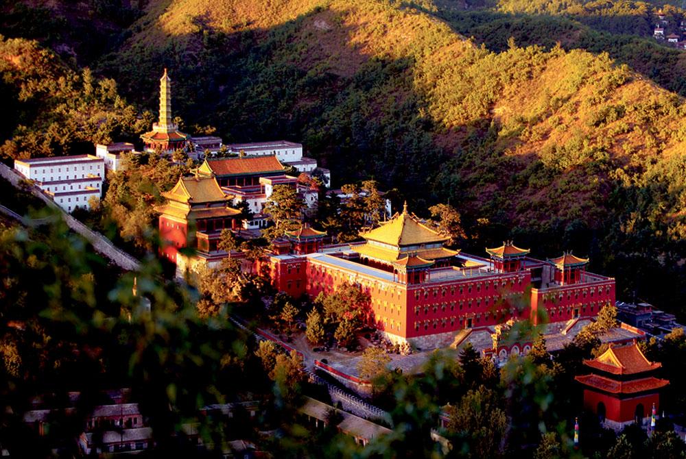 世界文化遗产-避暑山庄外八庙之班禅行宫